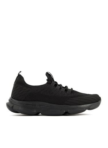 Slazenger Slazenger GREEP Sneaker Erkek Ayakkabı  Siyah